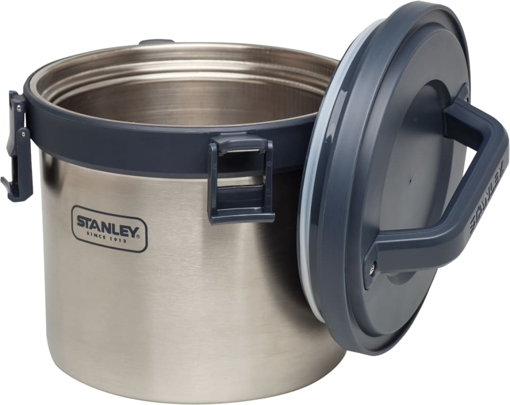 STANLEY Adventure Vacuum Crock 3Qt - STAINLESS STEEL