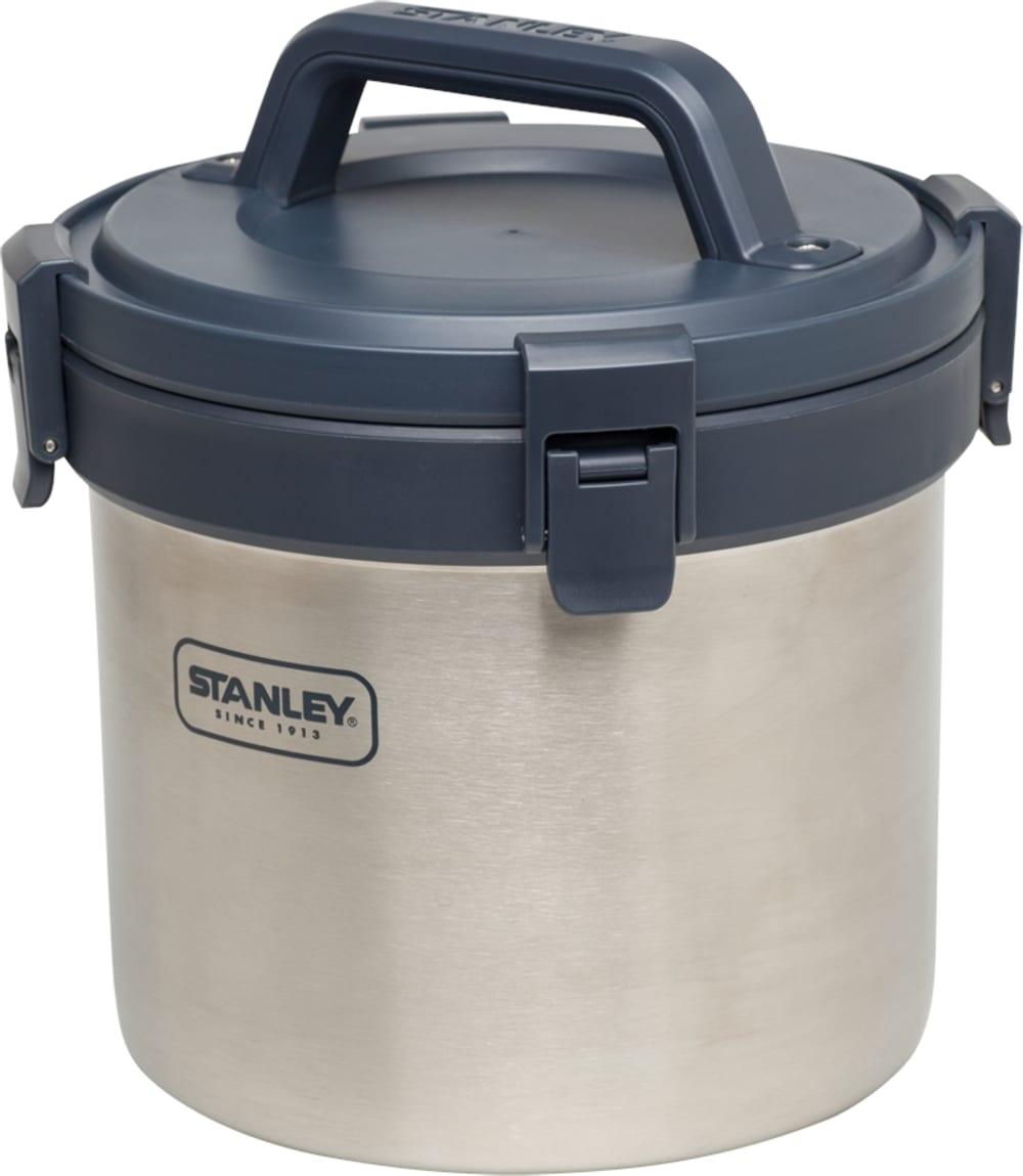 STANLEY Adventure Vacuum Crock 3Qt - STAINLESS STEEL
