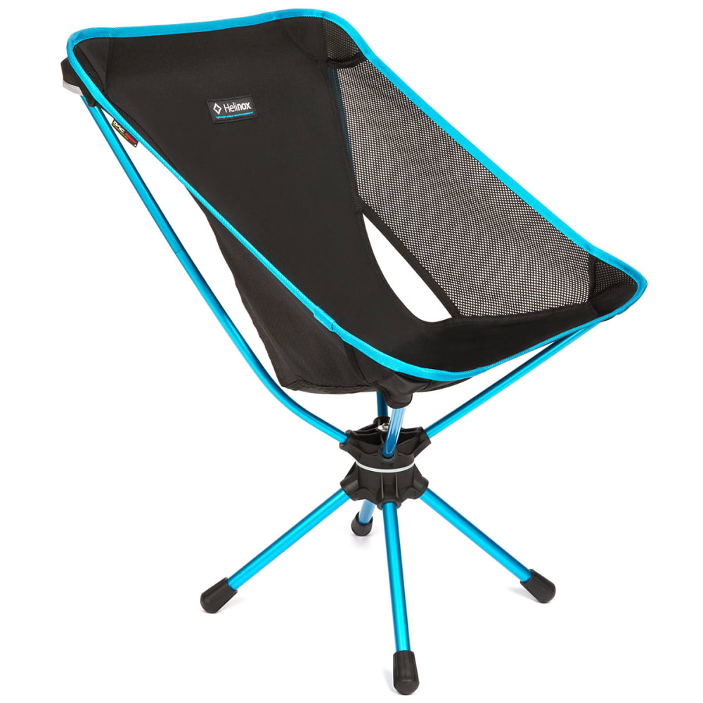 Big Agnes HELINOX Swivel Chair - BLACK