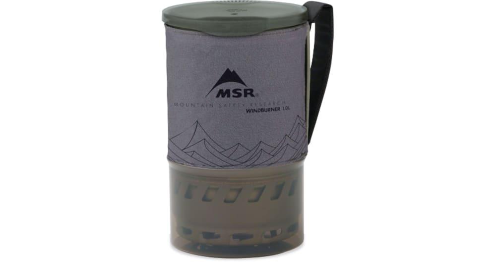 MSR WindBurner Pot 1.0L Gray - GREY