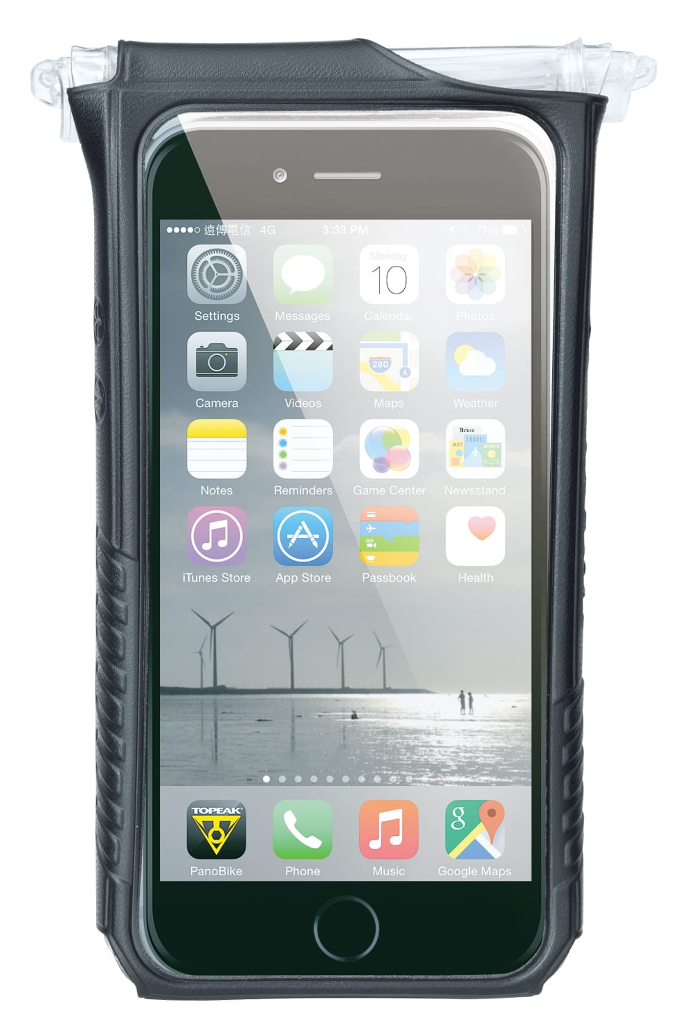 Topeak Smart Phone Dry Bag - IPhone 6+ - NONE