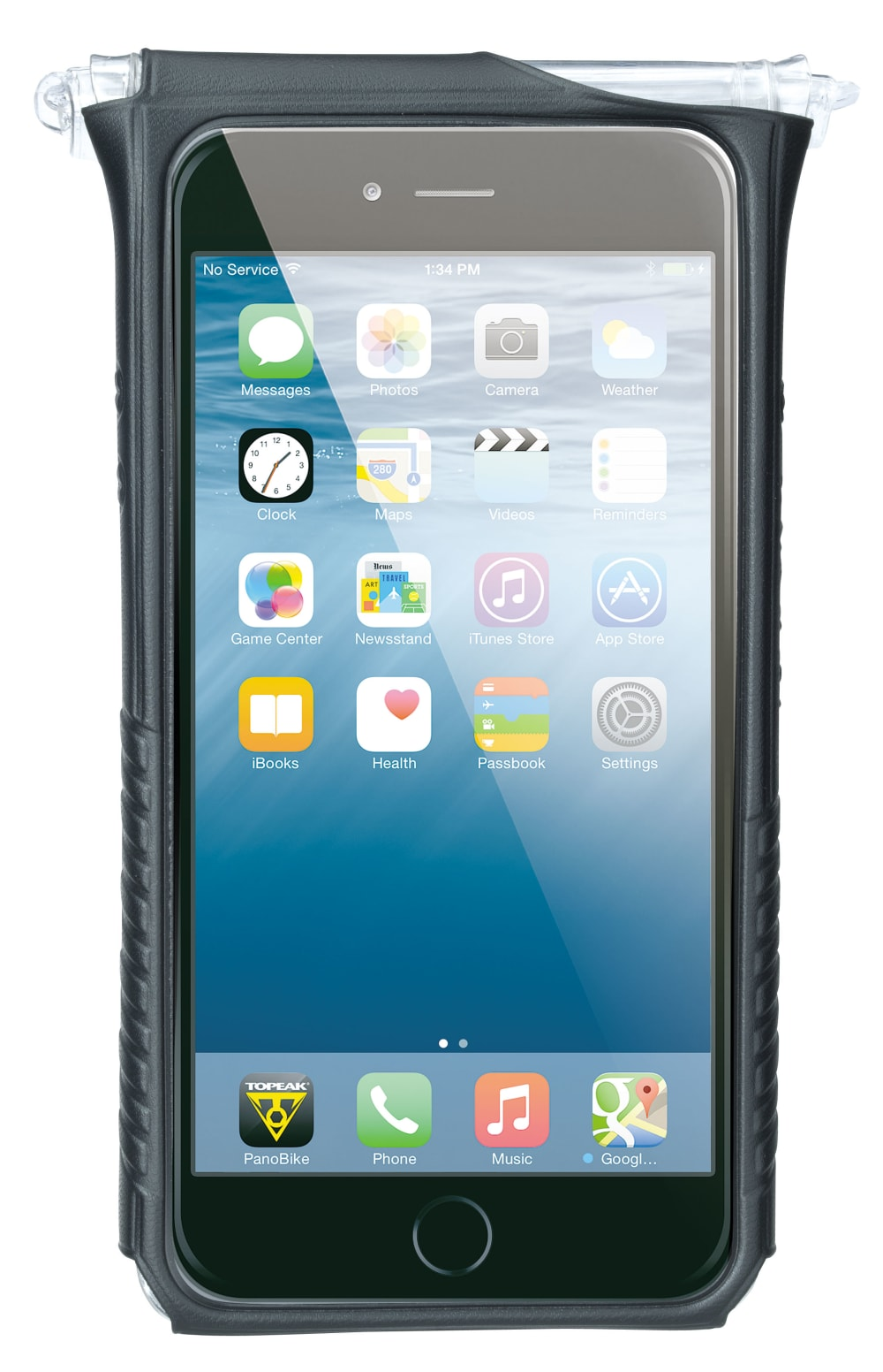 Topeak Smart Phone Dry Bag - 5-6 Inch Screen - NONE