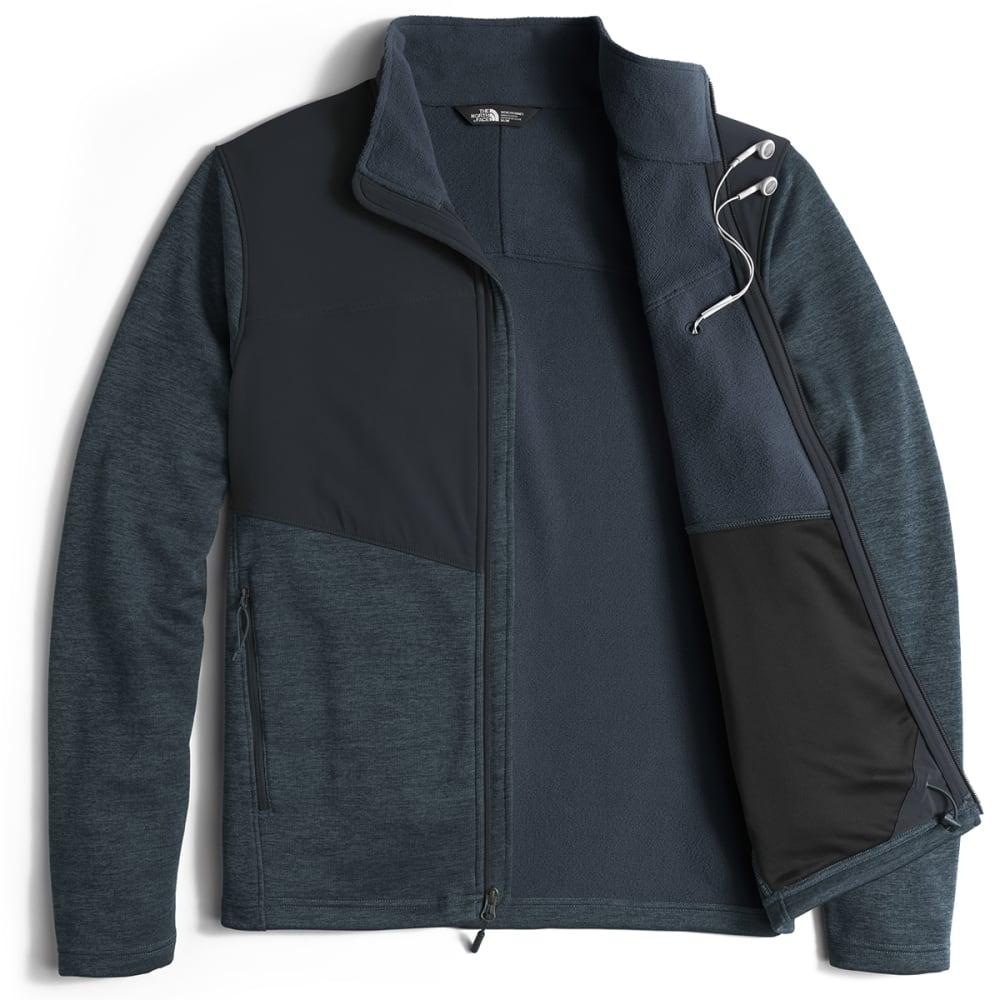 THE NORTH FACE Men's Norris Full Zip Jacket - URBAN NAVY