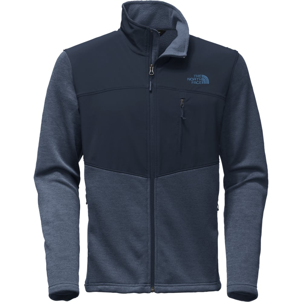 THE NORTH FACE Men's Norris Full Zip Jacket - URBAN NAVY
