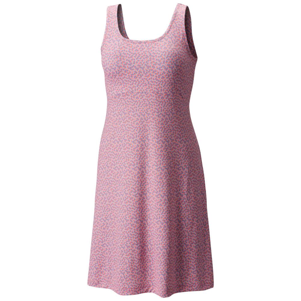 COLUMBIA Women's PFG Freezer III Dress - 674-LOLLIPOP LGHTHOS