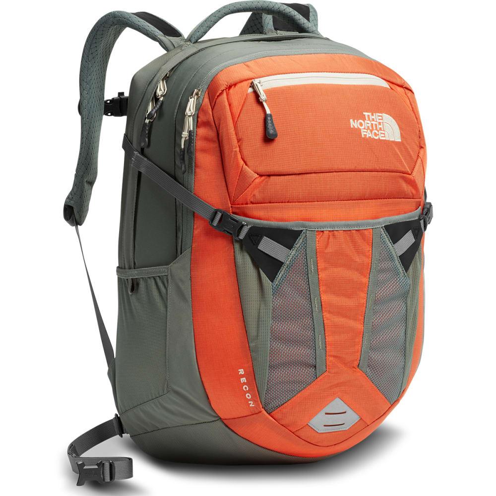 THE NORTH FACE Women's Recon Backpack - NASTURTIUM ORANGE/GR