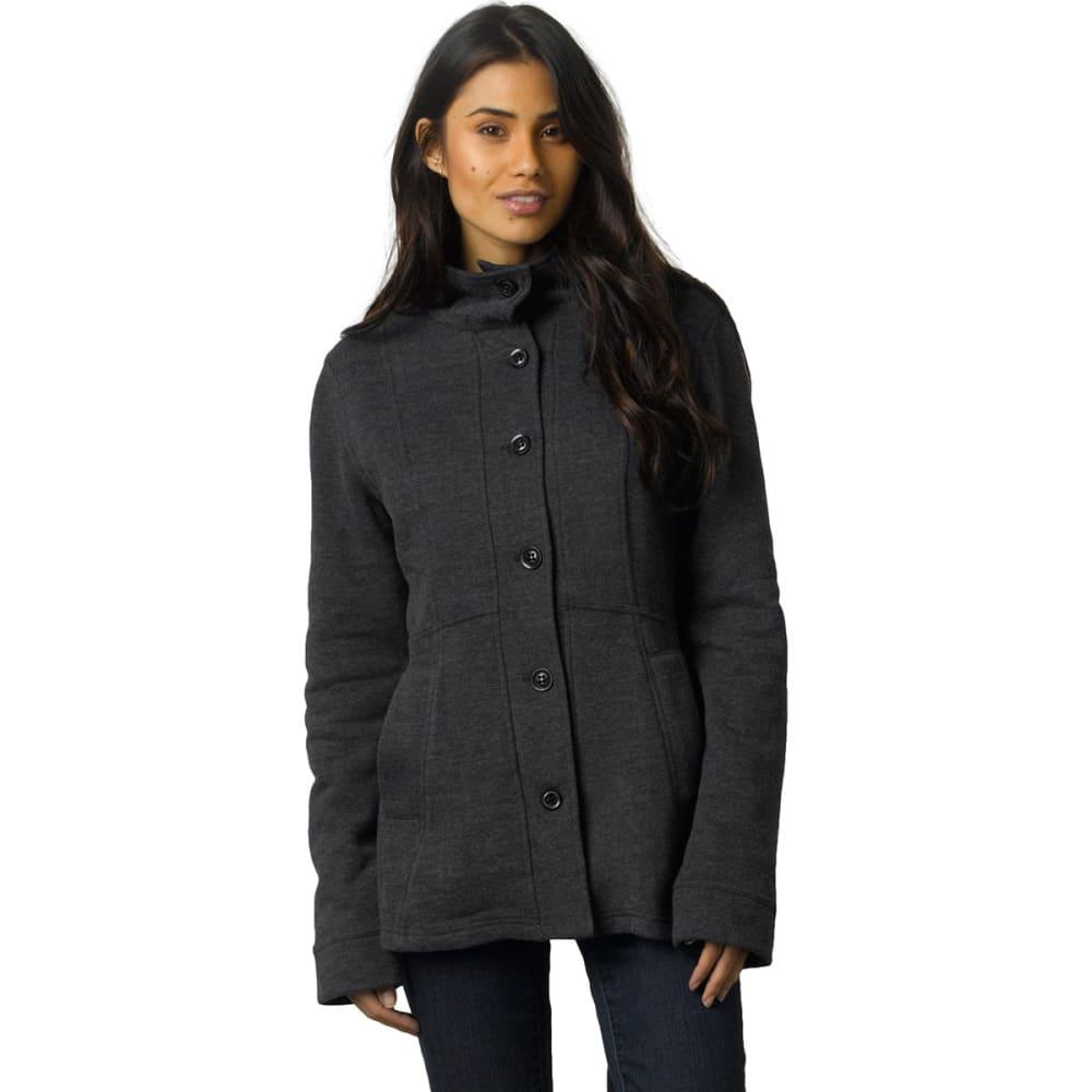 PRANA Women's Catrina Jacket - BLACK