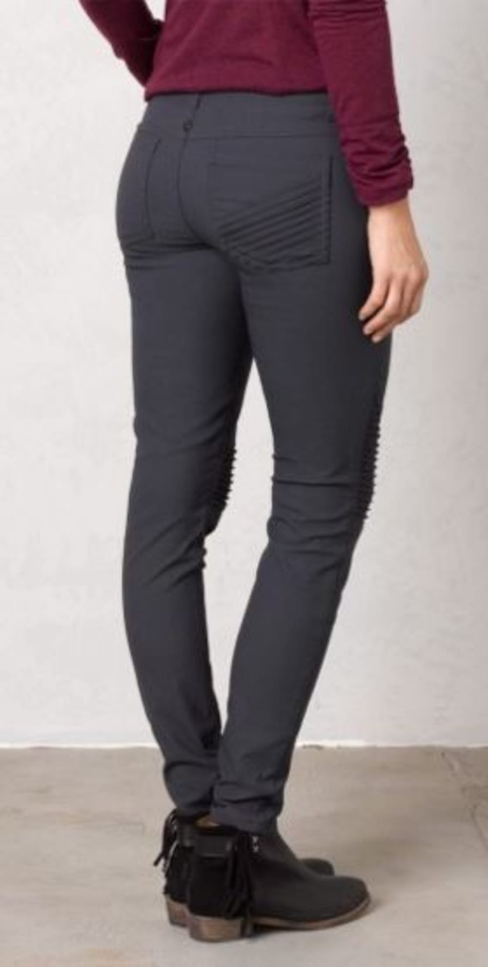PRANA Women's Brenna Pants - COAL
