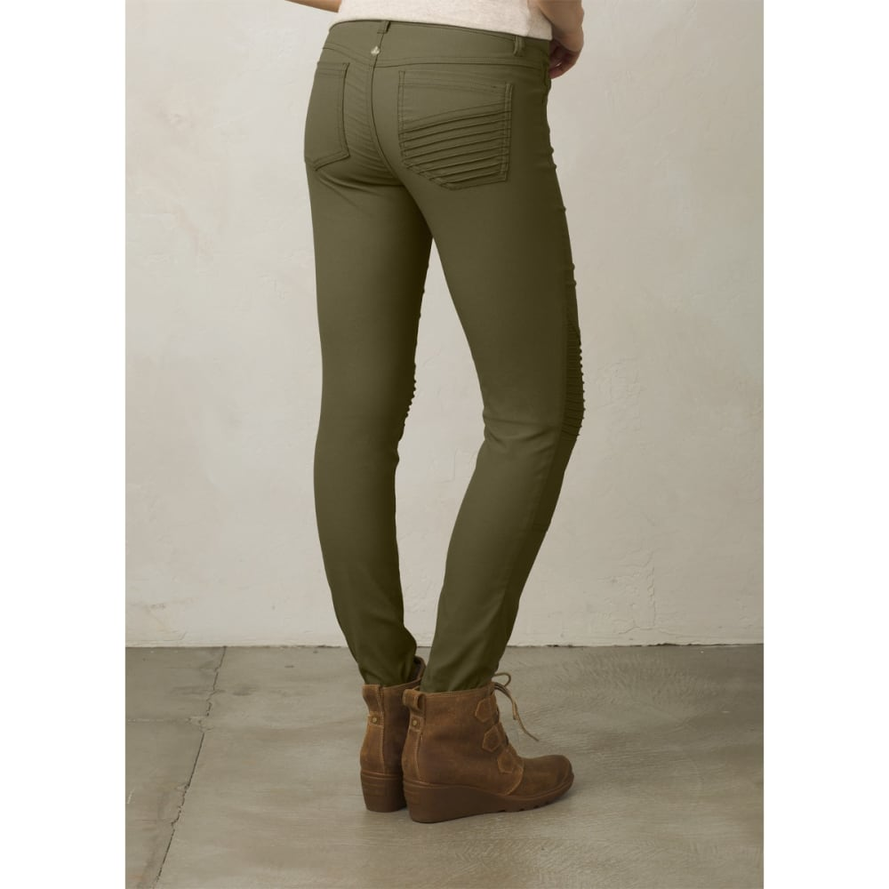 PRANA Women's Brenna Pants - CARGO GREEN