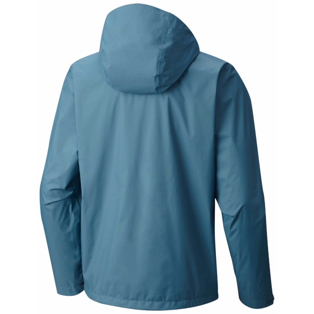 MOUNTAIN HARDWEAR Men's Finder Jacket - 336-CLOUDBURST