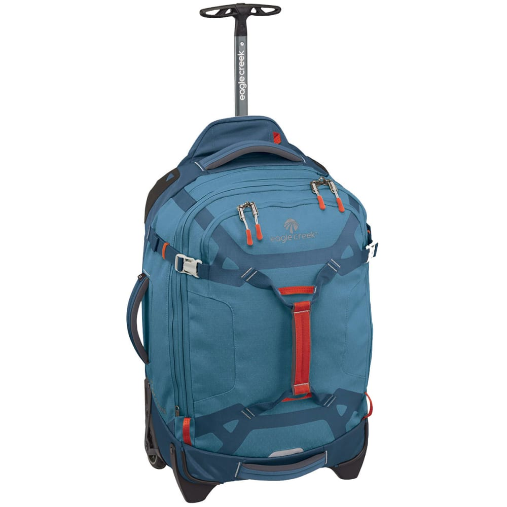 EAGLE CREEK Load Warrior 22 Wheeled Duffel - SMOKEY BLUE