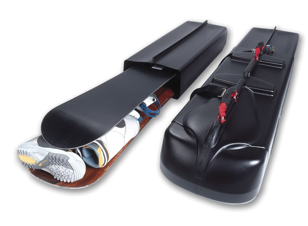 Series 3 Sportube Snowboard Case - NONE