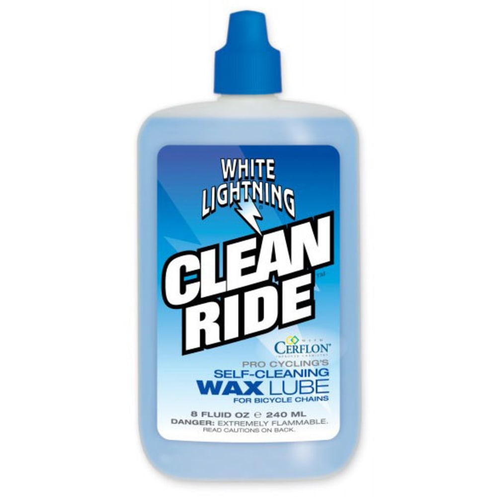 WHITE LIGHTNING Clean Ride Wax Lubricant - NONE
