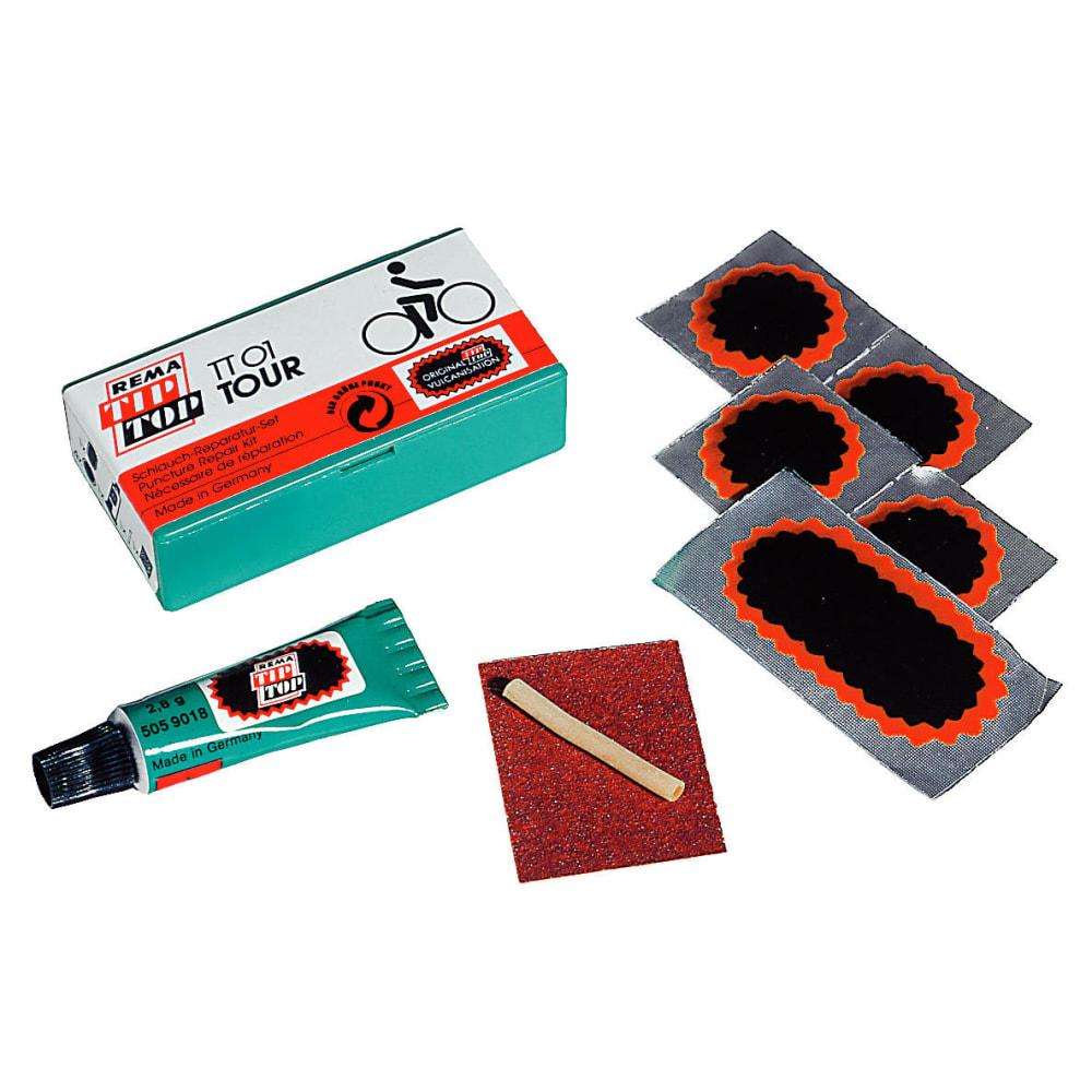 REMA TT 01 Tour Patch Kit, Large - NO COLOR