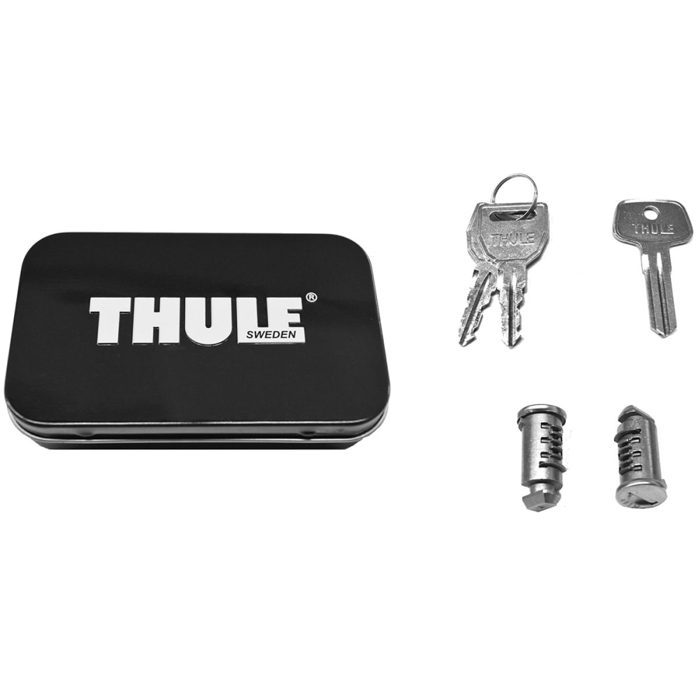 THULE 512 Lock Cylinders, 2-Pack - NO COLOR