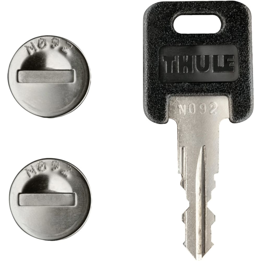 THULE 4-Pack Lock Cylinder - NO COLOR