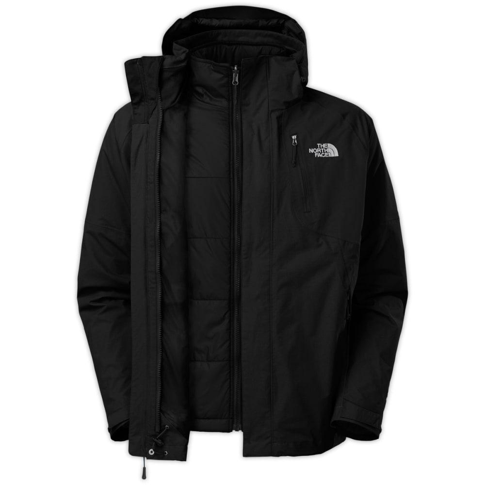 THE NORTH FACE Men's Carto Triclimate Jacket - TNF BLACK/TNF BLACK