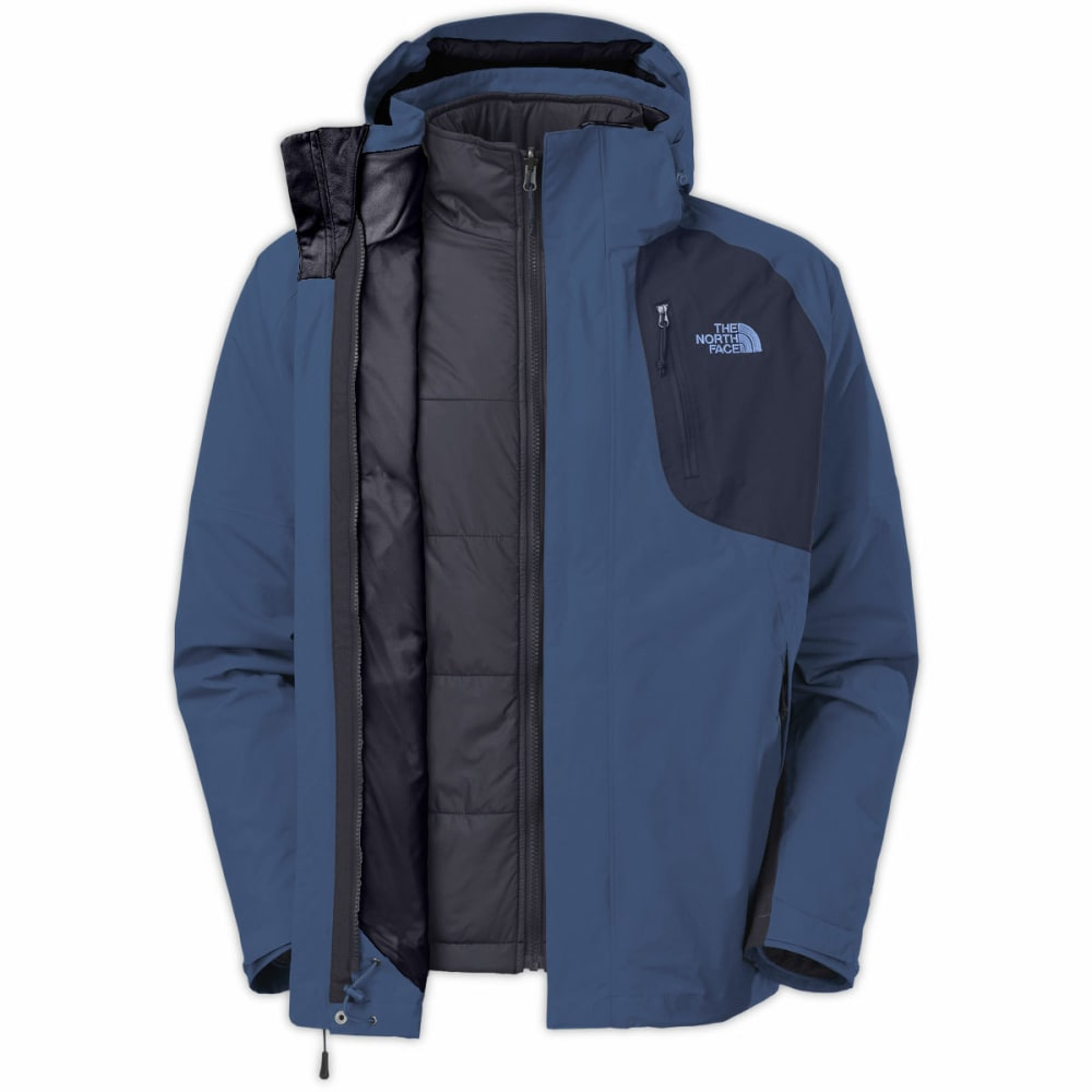 THE NORTH FACE Men's Carto Triclimate Jacket - SHADY BLUE-LKM