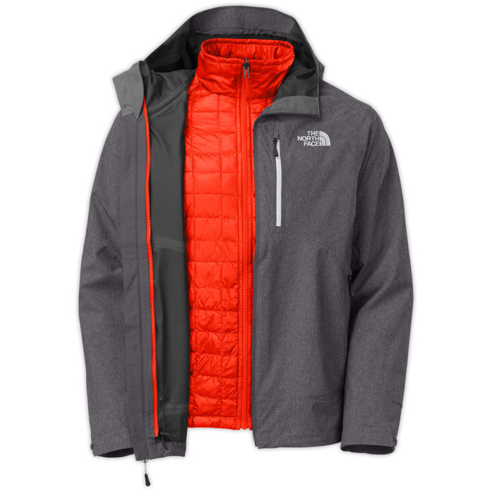 0fbb8b2433 THE NORTH FACE Men  39 s ThermoBall Triclimate Jacket - VANADIS GREY