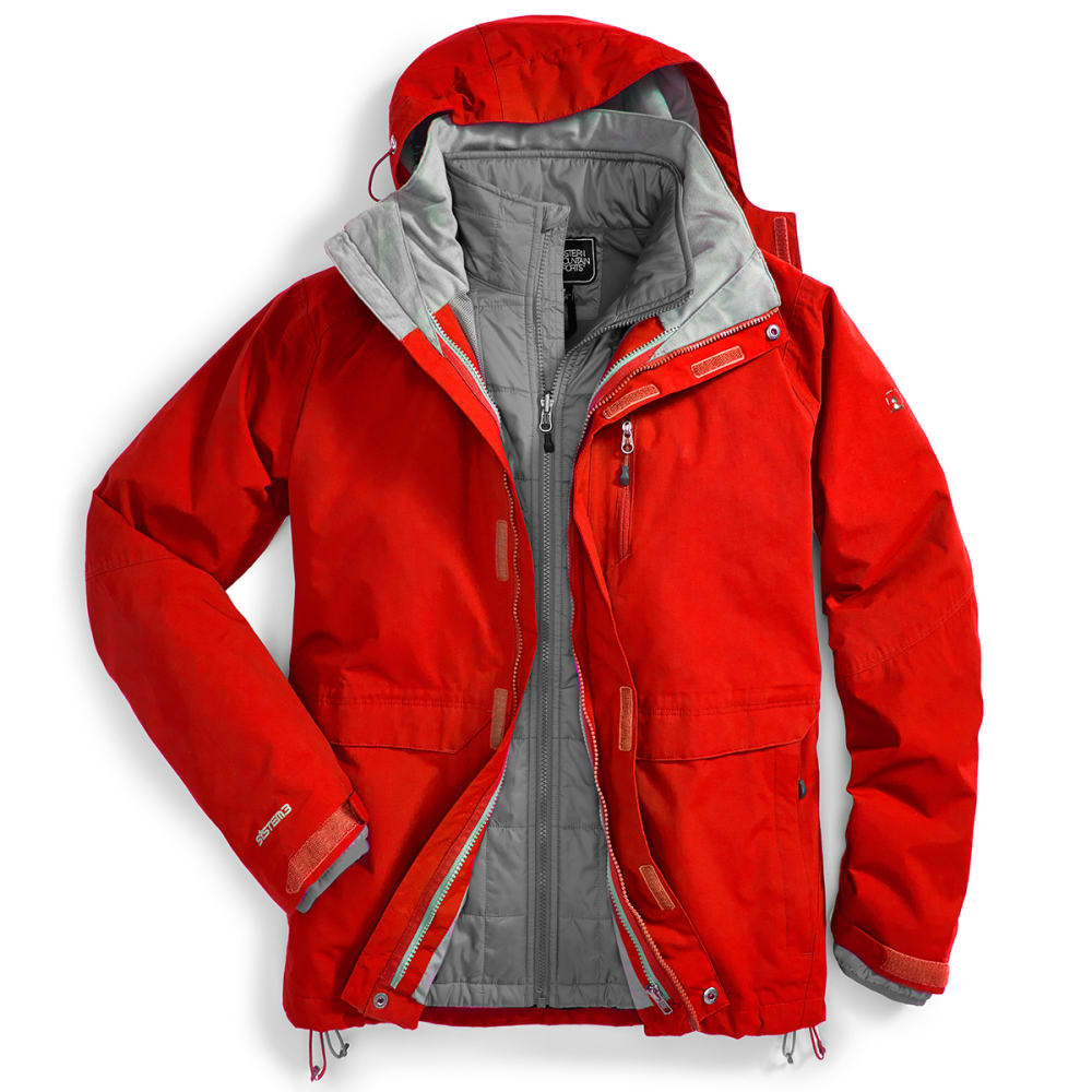 EMS® Men's Freescape 3-in-1 Jacket  - CHILI PEPPER