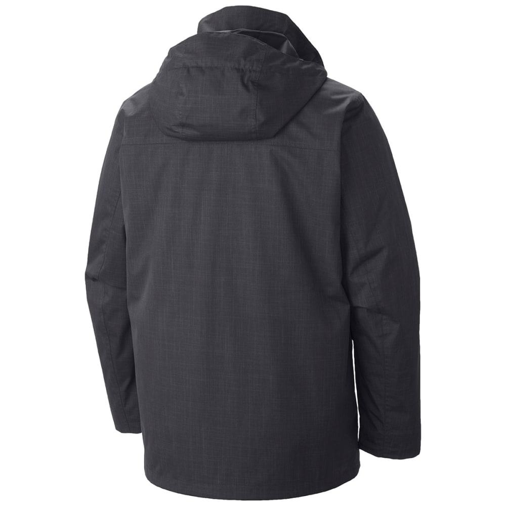 COLUMBIA Men's Horizons Pine Interchange Jacket - BLK/BLK-011