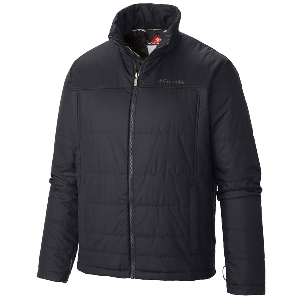 COLUMBIA Men's Horizons Pine Interchange Jacket - BLK/BLK-011