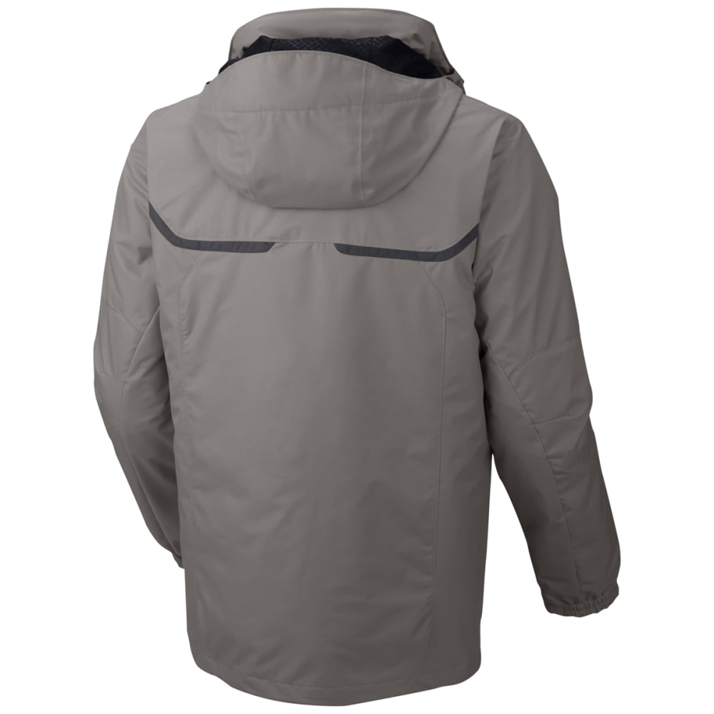 COLUMBIA Men's Bugaboo Interchange Jacket - GRAY