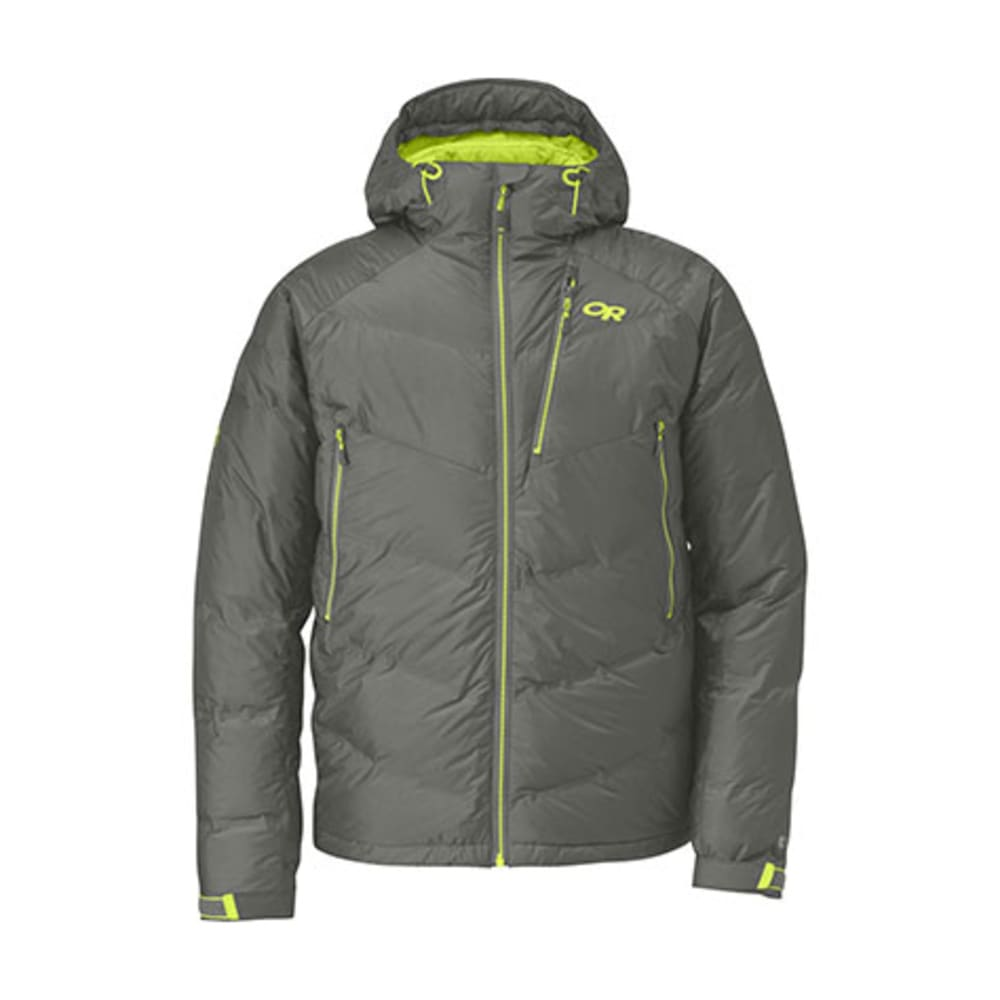 OUTDOOR RESEARCH Men's Floodlight Jacket - PEWTER