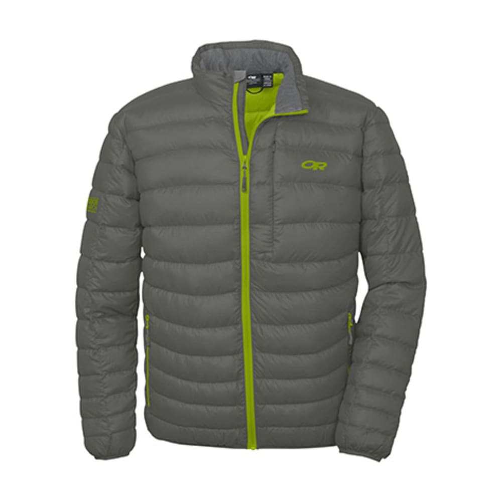 OUTDOOR RESEARCH Men's Transcendent Sweater - PEWTER