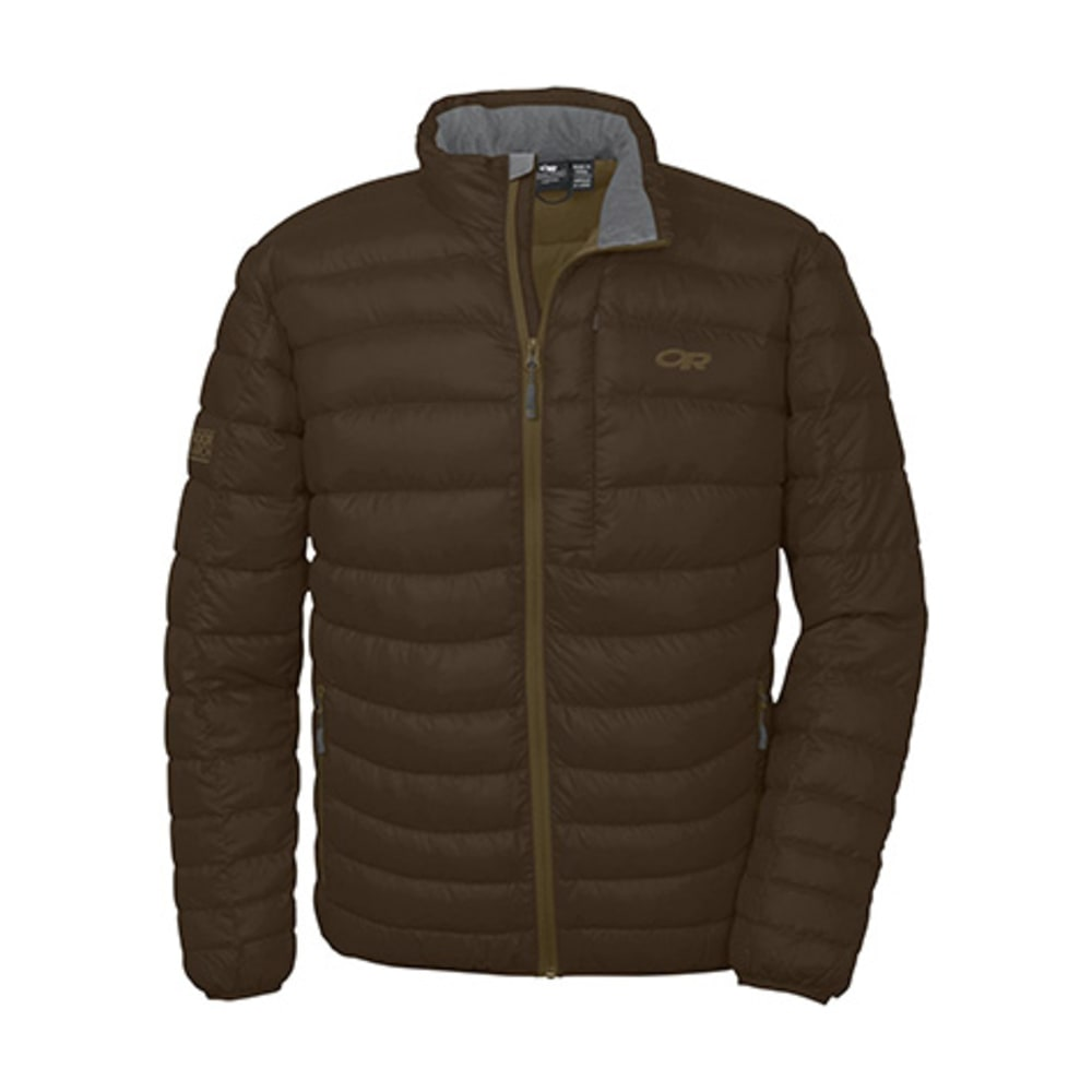 OUTDOOR RESEARCH Men's Transcendent Sweater - EARTH