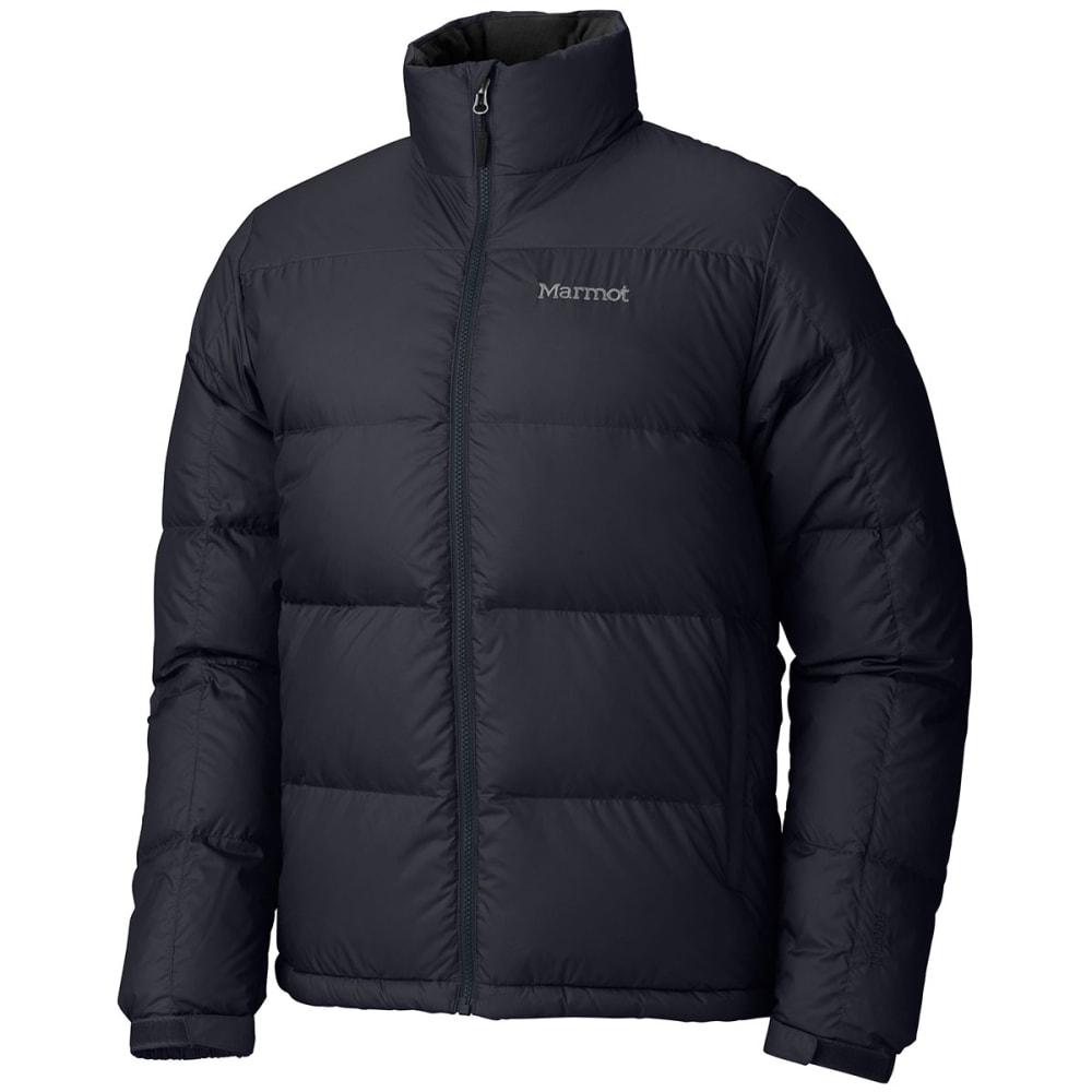 MARMOT Men's Guides Down Sweater - BLACK