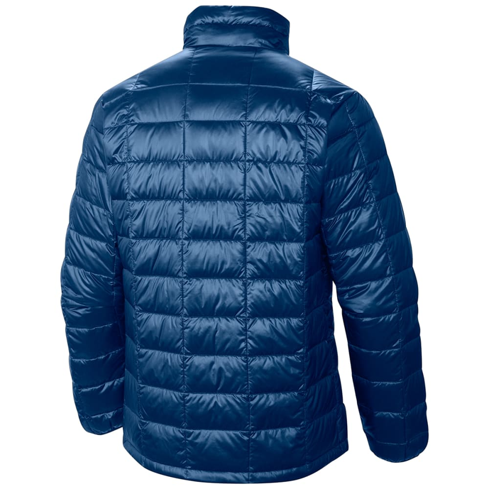 COLUMBIA Men's Trask Mountain 650 Turbodown™ Jacket - MARINE BLUE