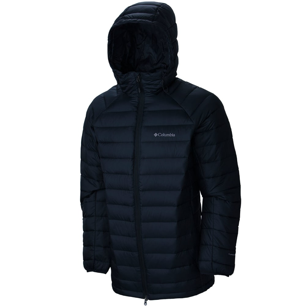 COLUMBIA SPORTSWEAR Men's Platinum Plus 860 TurboDown™ Jacket - BLACK