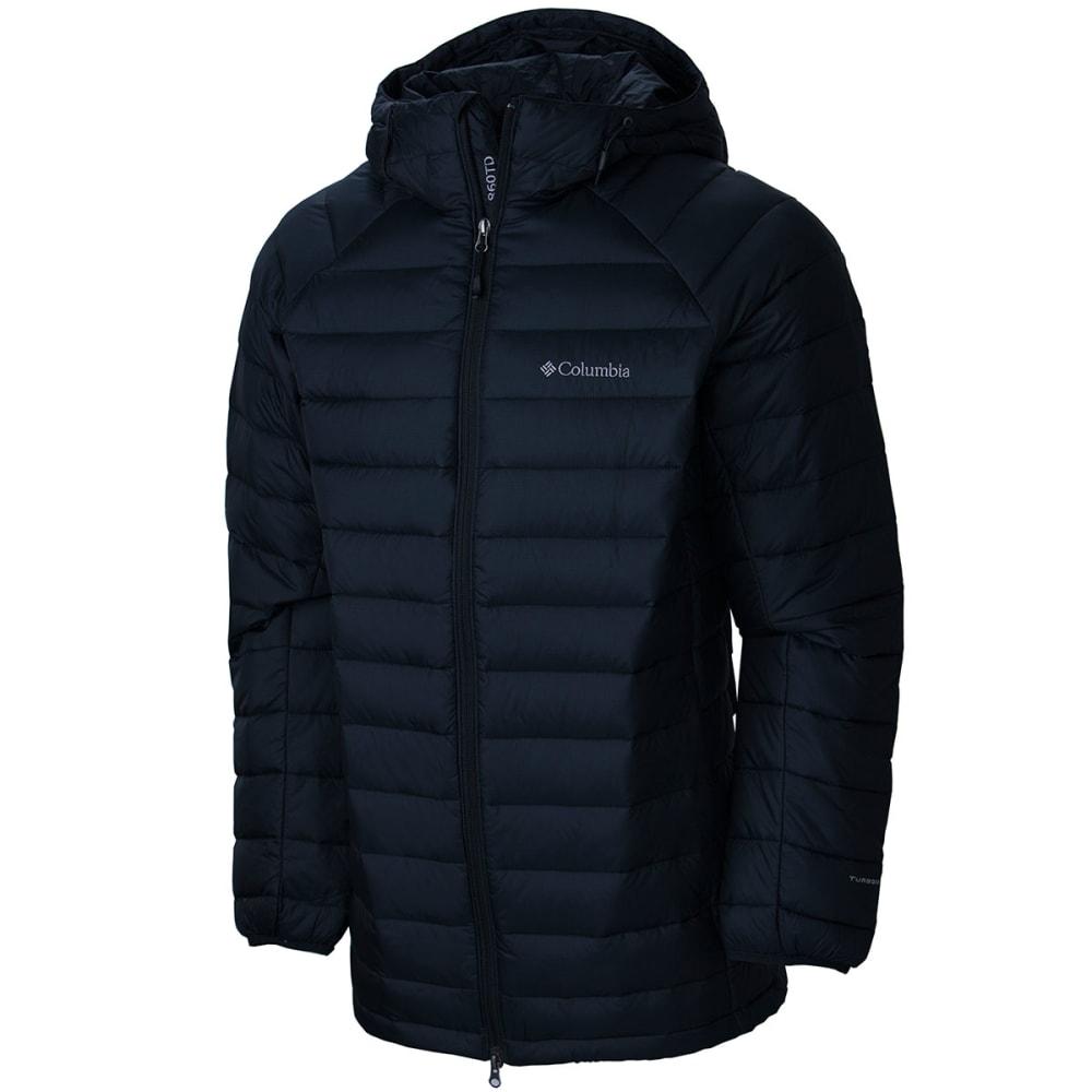 COLUMBIA SPORTSWEAR Men's Platinum Plus 860 TurboDown™ Jacket - BLACK