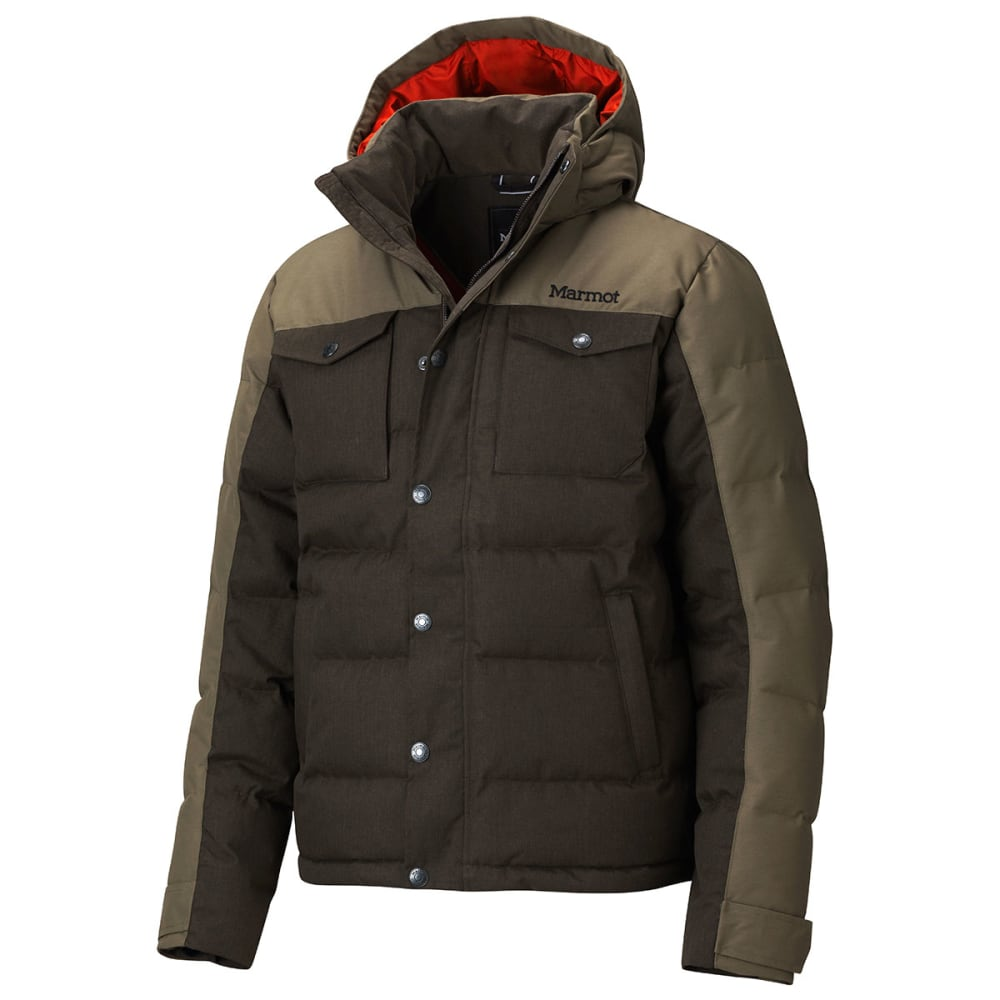 MARMOT Men's Fordham Jacket - 4381-DEEP OLIVE