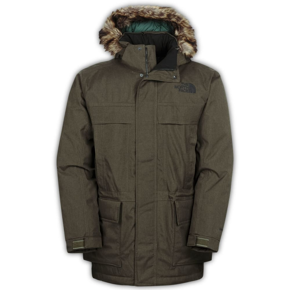 THE NORTH FACE Men's McMurdo Parka II - NEW TAUPE GREEN