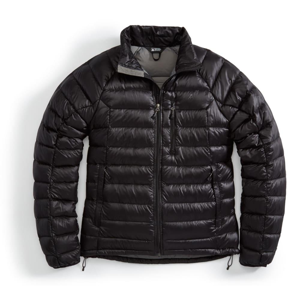 EMS® Men's Feather Pack 800 DownTek™ Jacket - JET BLACK