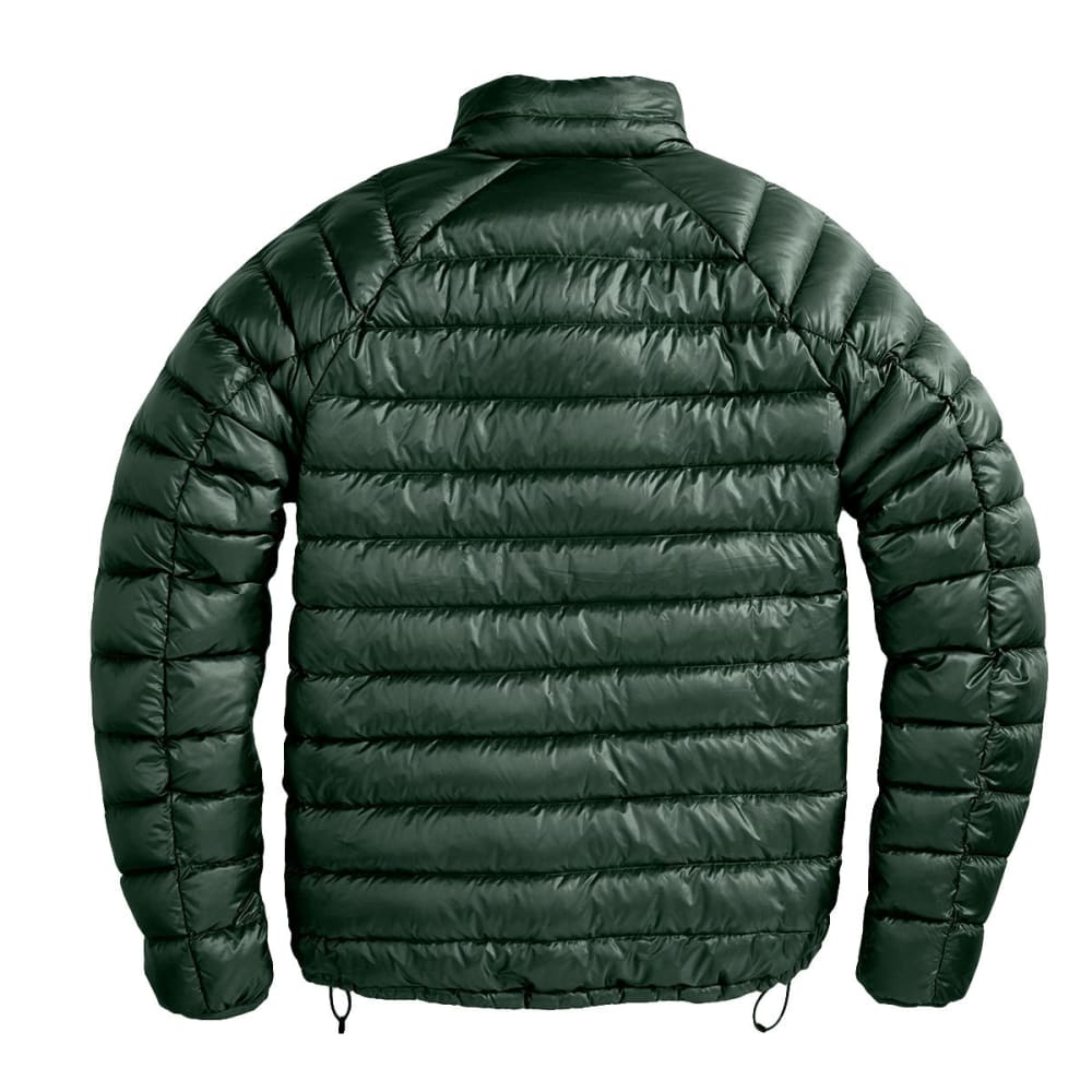 EMS® Men's Feather Pack 800 DownTek™ Jacket - SCARAB HEATHER