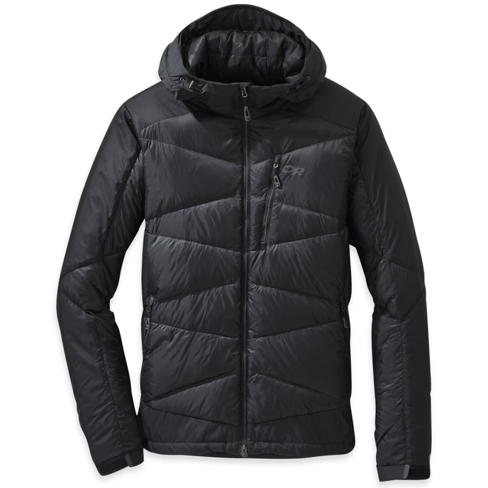 OUTDOOR RESEARCH Men's Diode Hooded Jacket™ - BLACK