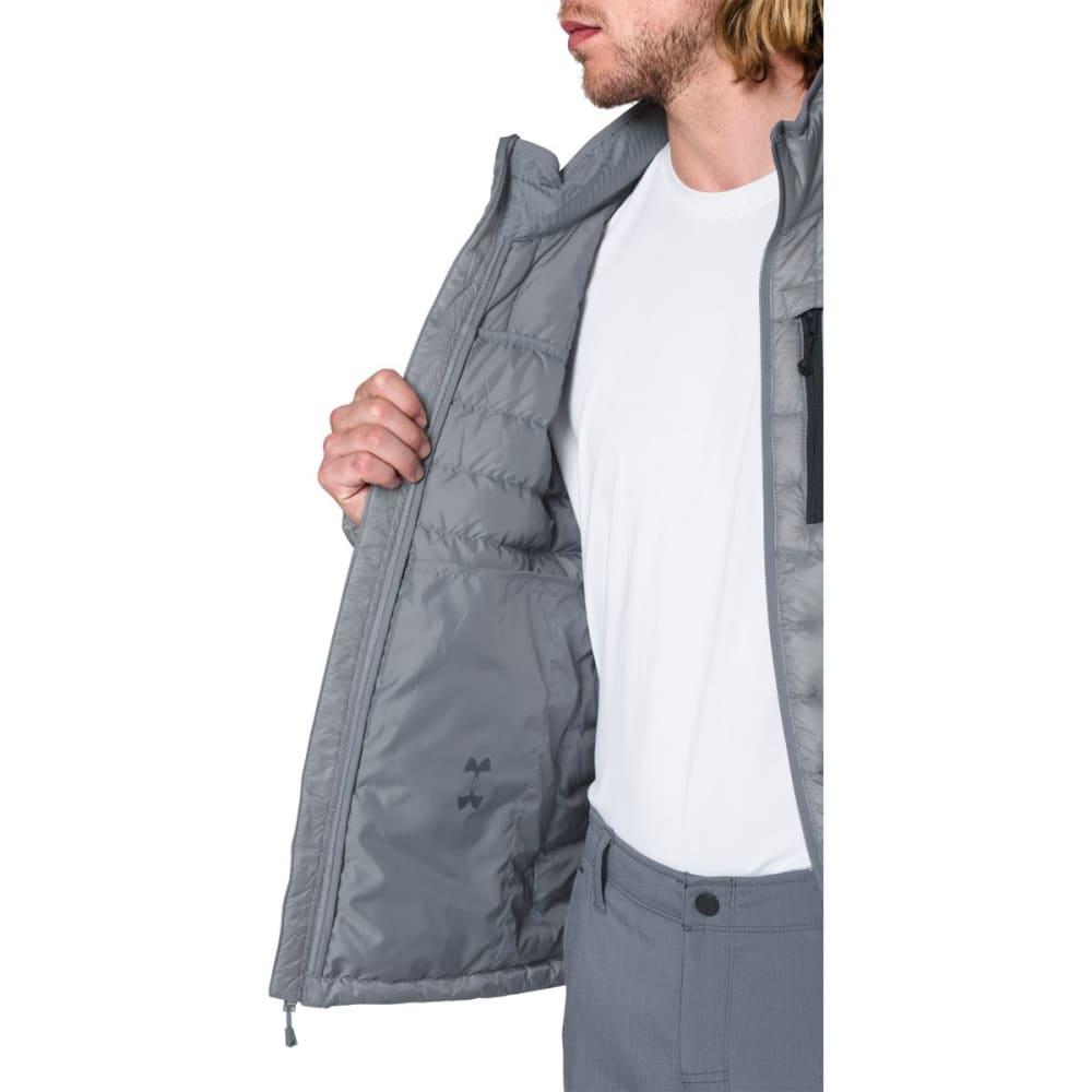 06c4101e3 UNDER ARMOUR Men's UA Storm ColdGear Infrared Turing Jacket - STEEL GREY