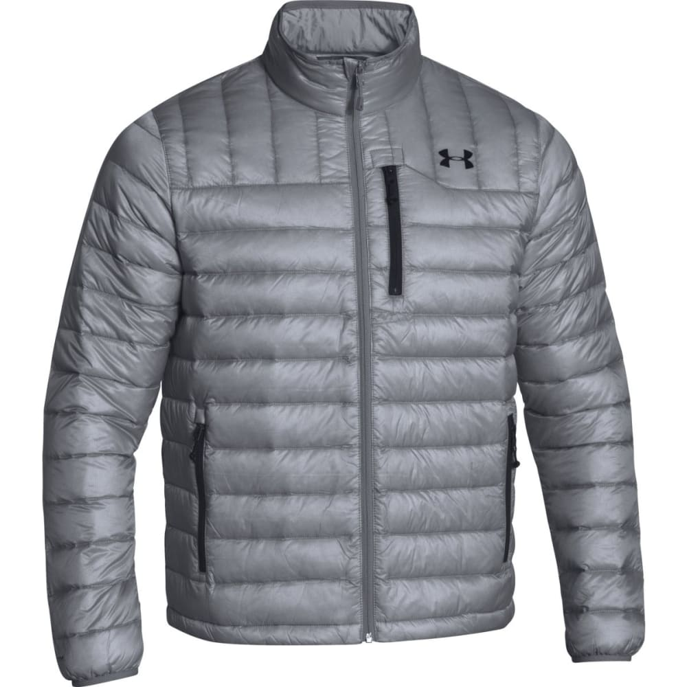 UNDER ARMOUR Men's UA Storm ColdGear® Infrared Turing Jacket - STEEL GREY