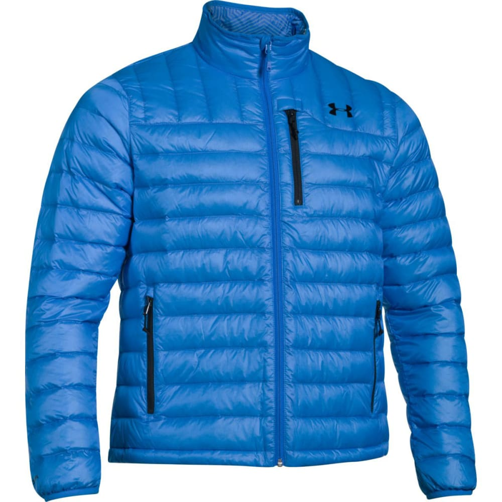 UNDER ARMOUR Men's UA Storm ColdGear® Infrared Turing Jacket - BLUE JET