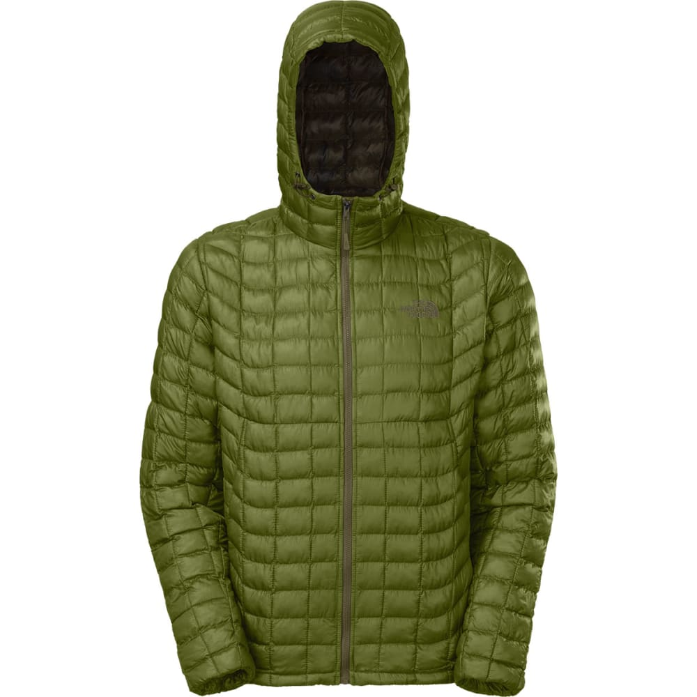 7dca3113e737 THE NORTH FACE Men  39 s Thermoball Hoodie - SCALLION GREEN