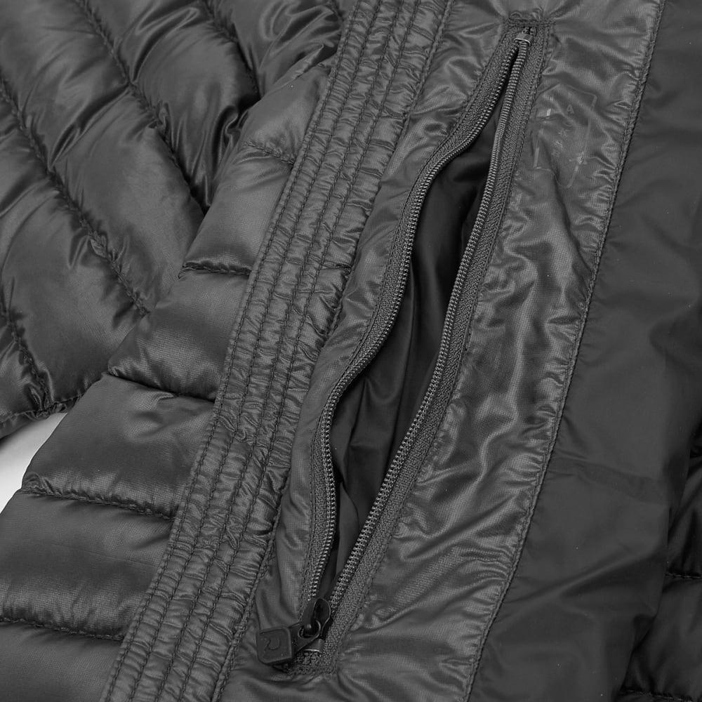 EMS Men's Icarus Down Vest - JET BLACK