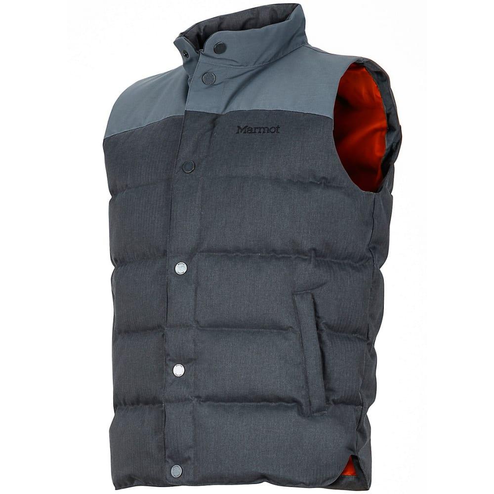 MARMOT Men's Fordham Vest - 1515-STEEL ONYX