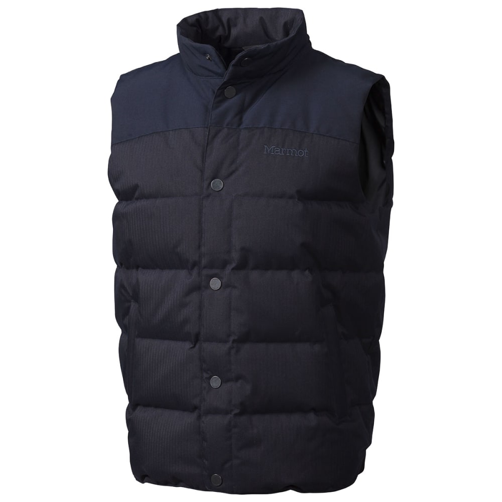 MARMOT Men's Fordham Vest - MIDNIGHT NAVY