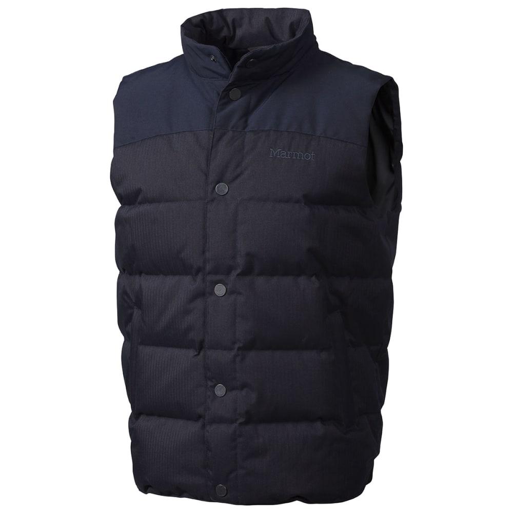 MARMOT Men's Fordham Vest - MIDNIGHT NAVY