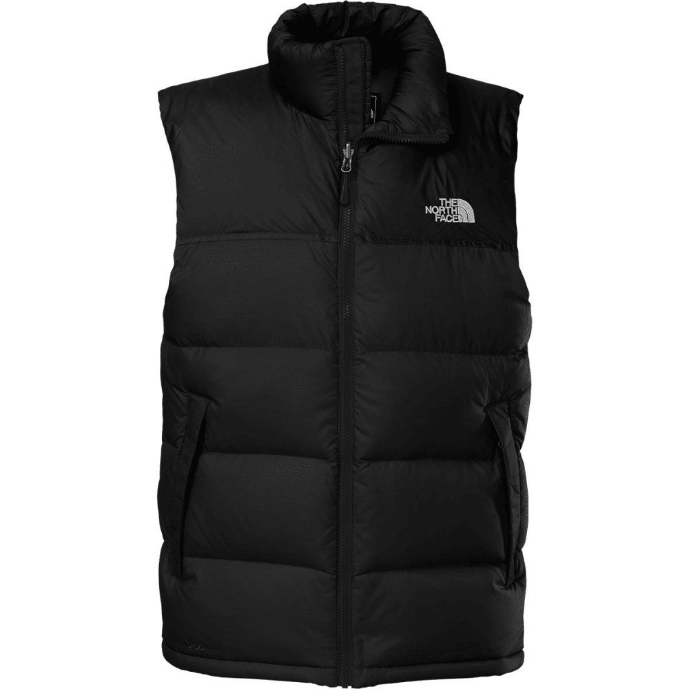 THE NORTH FACE Men's Nuptse Vest - KX7-TNF BLACK