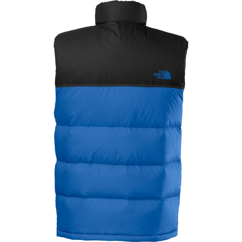 THE NORTH FACE Men's Nuptse Vest - MONSTER BLUE