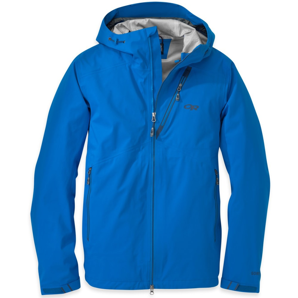OUTDOOR RESEARCH Men's Axiom Jacket - GLACIER